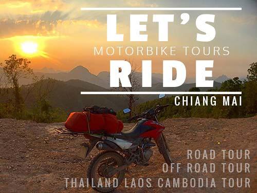 Motorbike Tour Sidebar
