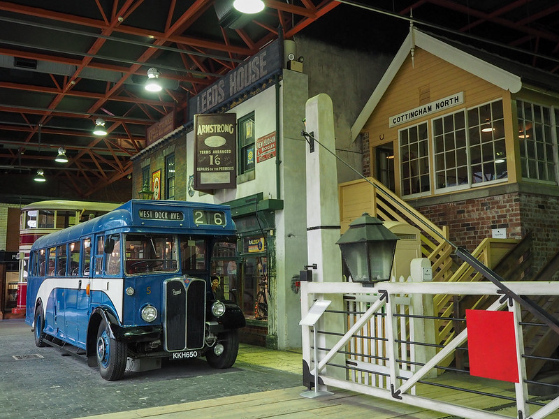 Streetlife Museum in Hull
