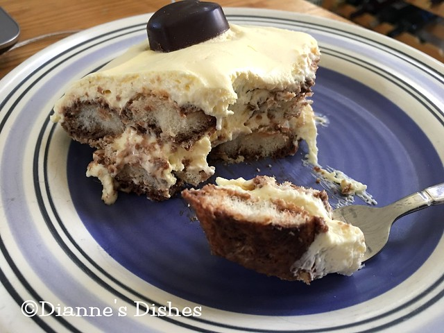 Not Your Mama's Tiramisu: A Bite