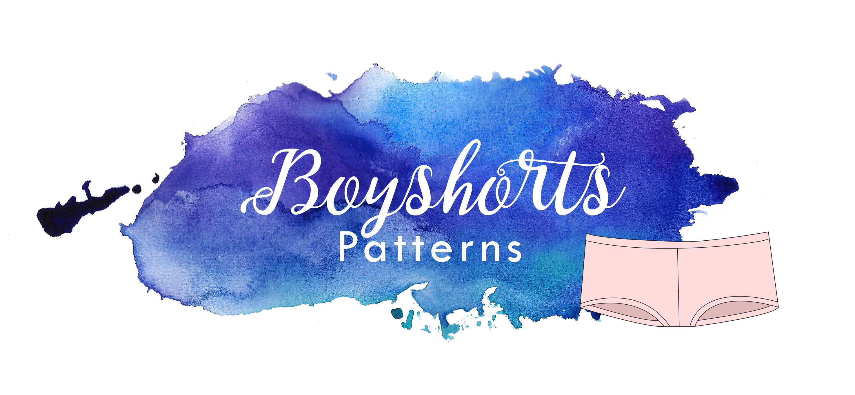 boyshorts boybriefs underwear knickers sewing panties patterns