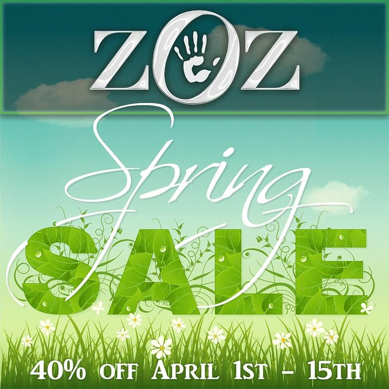 {ZOZ} Spring Sale