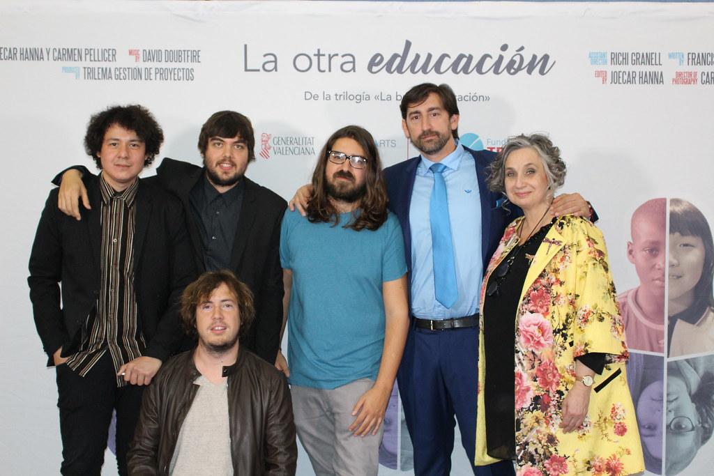 Estreno en Valencia de 'La otra educación'