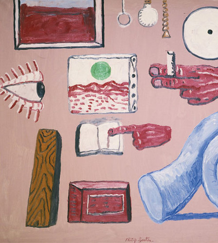 PHILIP GUSTON AND THE POETS 10.05.2017 - 03.09.2017  Gallerie dell'Accademia Campo della Carità - 1050 - 30123 Venezia