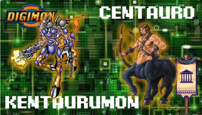 kentaurumon