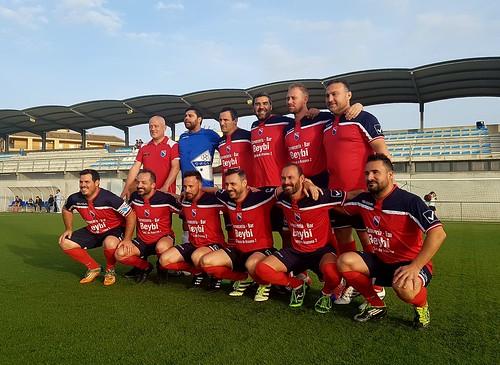 Fútbol Dos Hermanas Veteranos La Rinconada