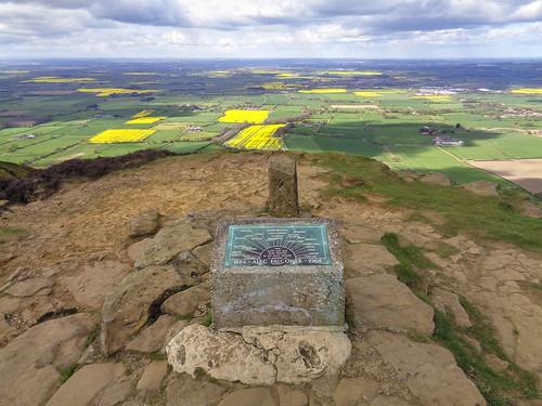Cringle Moor viewpoint