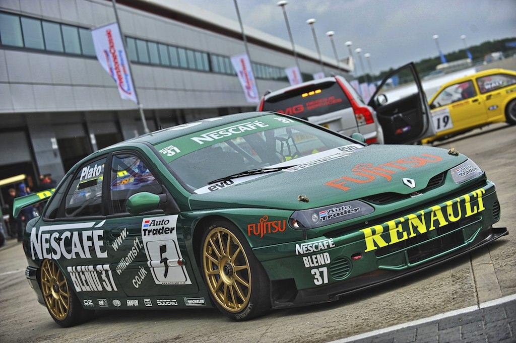 Touring Car Racing Silverstone