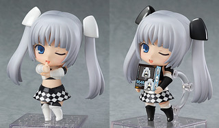 Nendoroid Miss Monochrome | by animaster