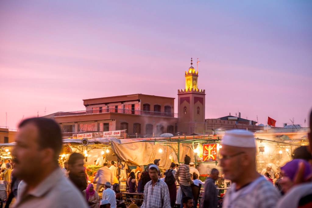 Maroc by Guillaume Flandre