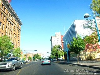 Albuquerque Bernalillo County Downtown New Mexico Albu