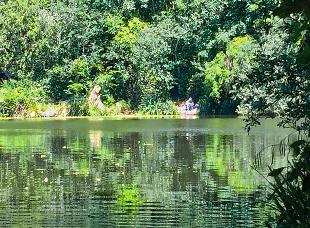 Fishing lake crystal palace explore ben124 39 s photos on for Crystal lake fishing