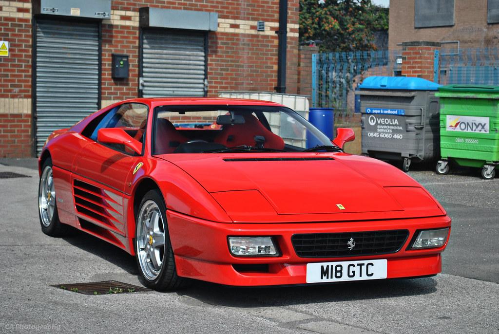 Ferrari 348 Gt Competizione 1 Of Only Rhd 348 Gt