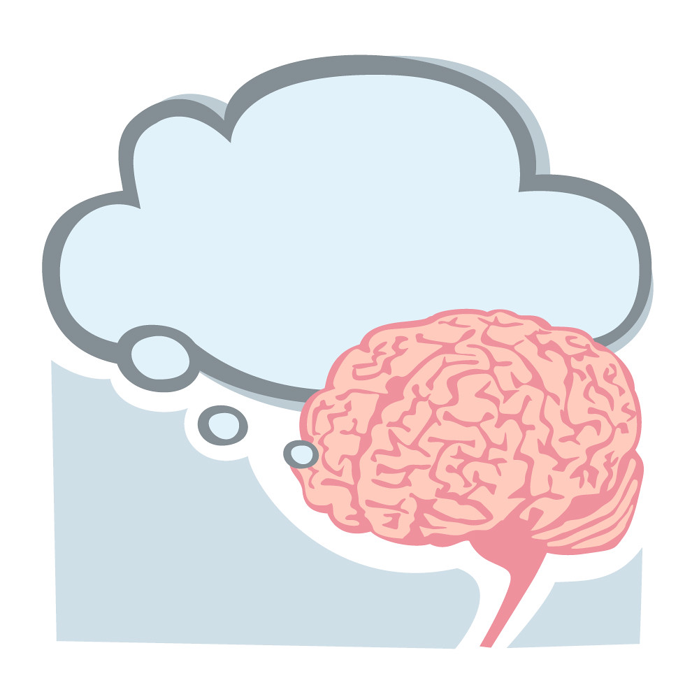 Brain Thought Bubble | Illustration of a brain and thought b… | Flickr