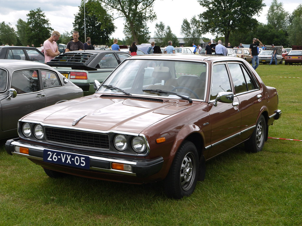 Honda Accord Sedan 1978 Datum Eerste Toelating 20 06