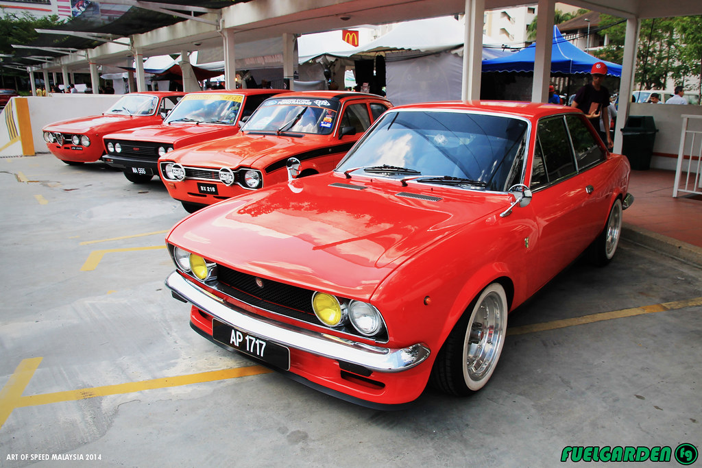 3DTUNING 1976 FIAT 131 COUPE TUNING - YouTube