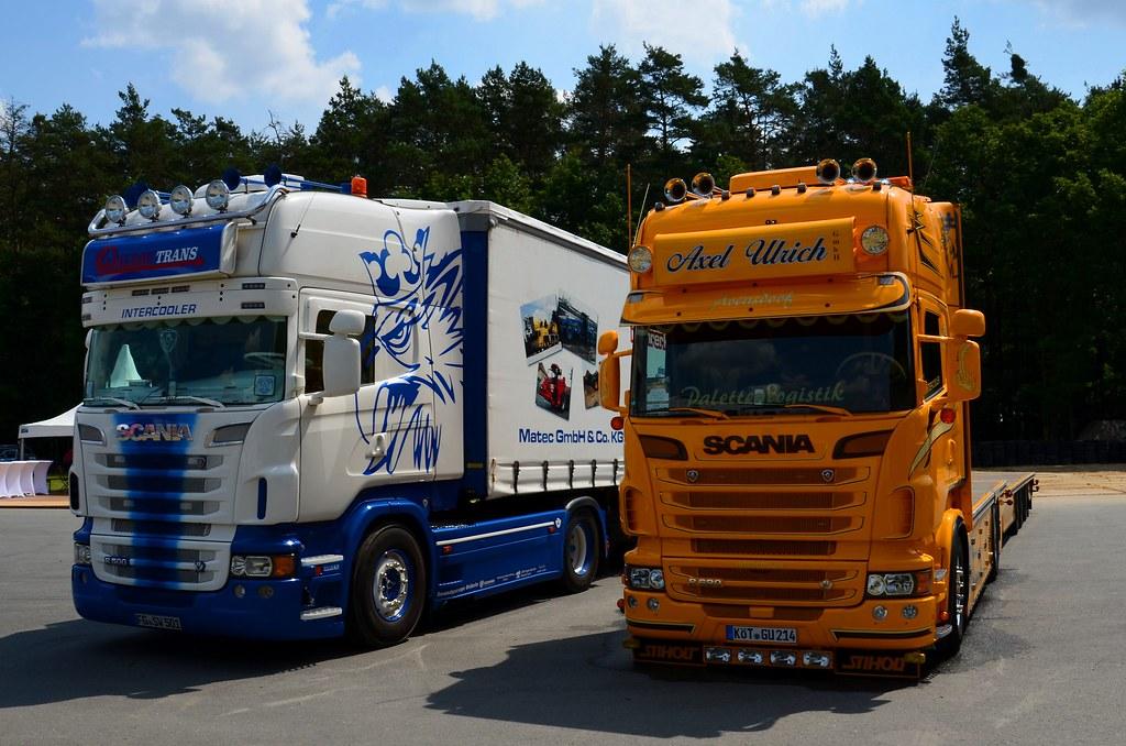 Scania R 620 Alex Ulrich Doniosrc Flickr