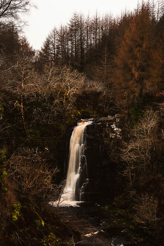 Glenashdale Waterfall