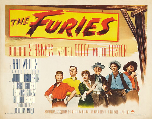 The Furies - Poster 1