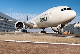 Alitalia B777-200ER (Alitalia)