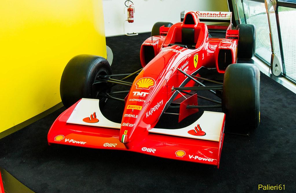 Modenamef Museo Enzo Ferrari Ferrari 196 F1 1996 Flickr