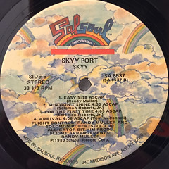SKYY:SKYYPORT(LABEL SIDE-B)