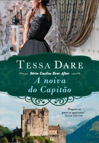 14-A Noiva do Capitão - Castles Ever After #3 - Tessa Dare