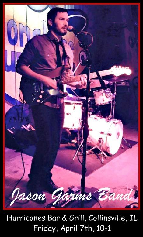 Jason Garms Band 4-7-17