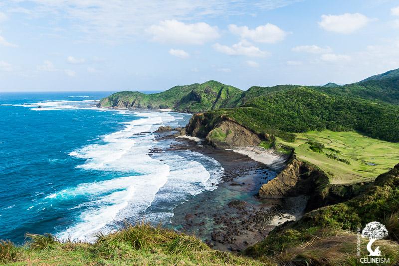 View at Cape Engano Palaui Island