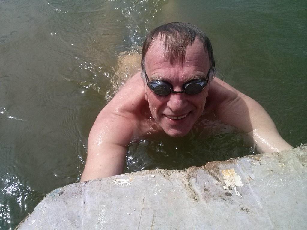 radost na licu plivaca govori sve-Assiut