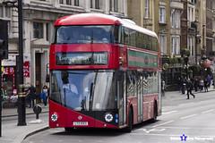 Wrightbus NRM NBFL - LTZ 1053 - LT53 - Liverpool Street 11 - Go Ahead London - London 2017 - Steven Gray - IMG_8694