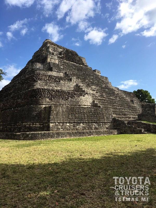 Mexico Via 4Runner
