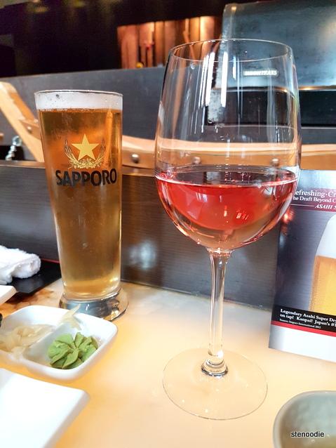 Blush Wine, Gallo White Zinfandel