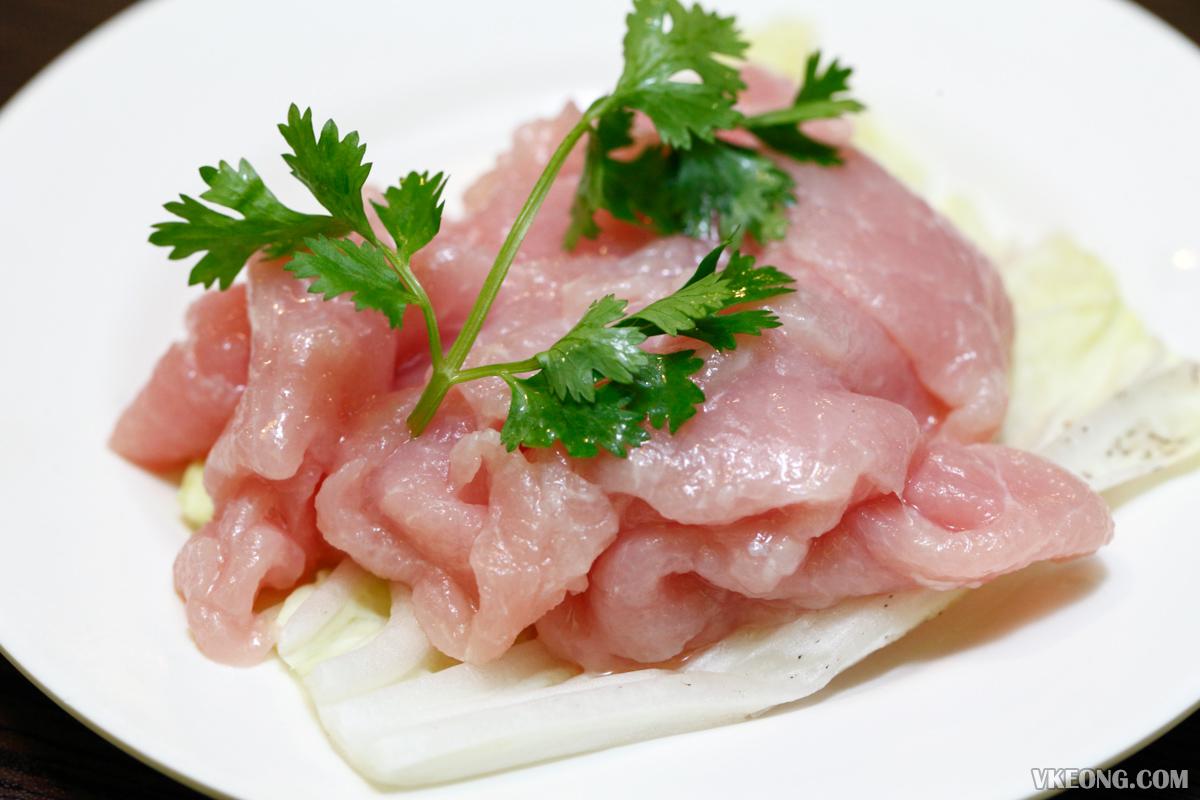 Harbour Steamboat Fresh Pork Slice