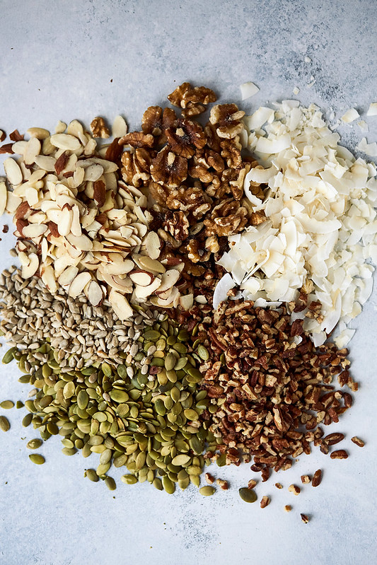 How-to Make Grain-free Granola
