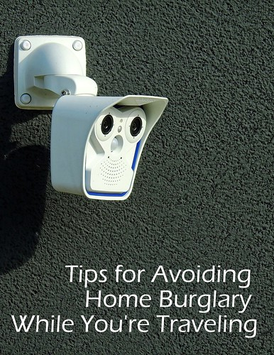 Tips for Avoiding Home Burglary While You're Traveling