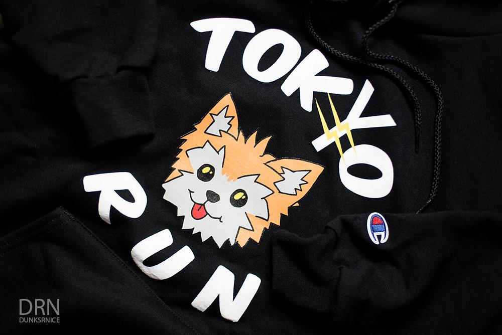Tokyo Run.