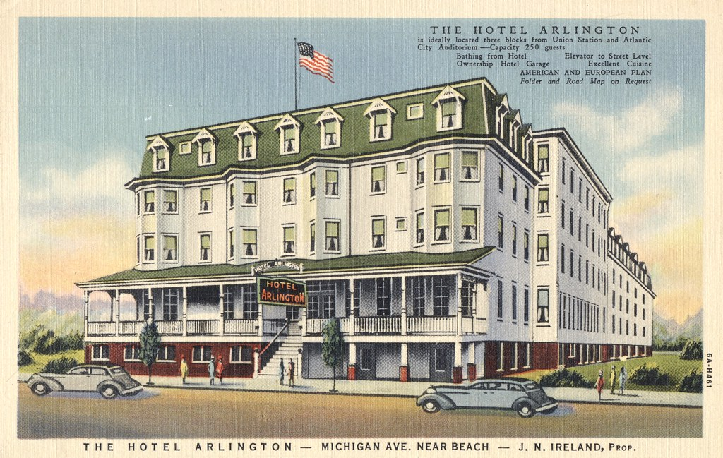 The Hotel Arlington - Atlantic City, New Jersey