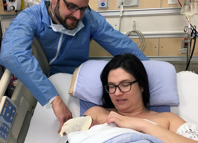 Red Deer hospital opens new obstetrical operating rooms