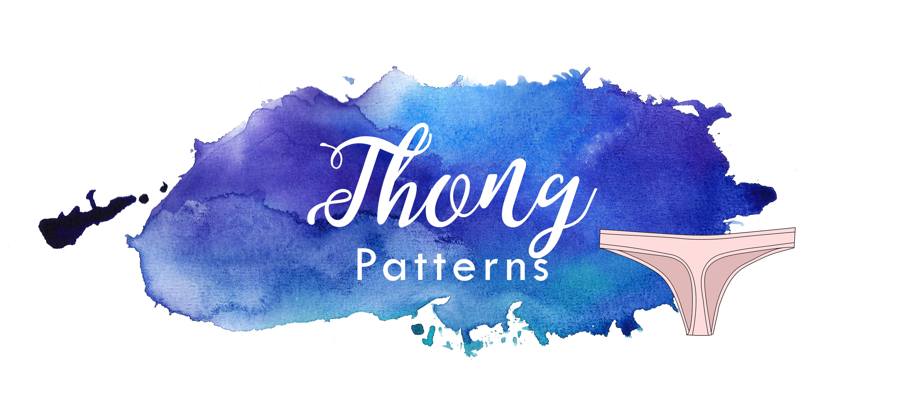 thong underwear sewing patterns