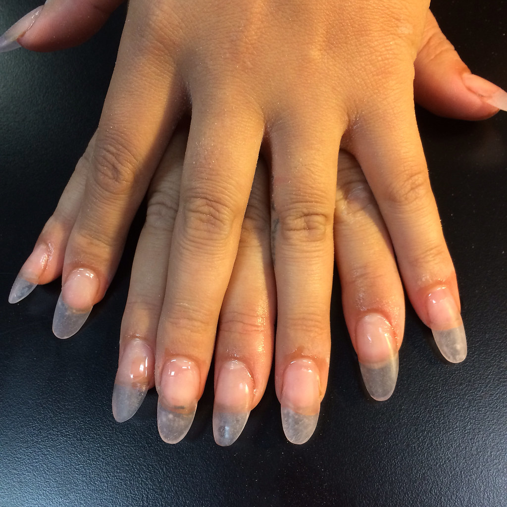 Long Oval Nails (before polish)   TA Carrano   Flickr
