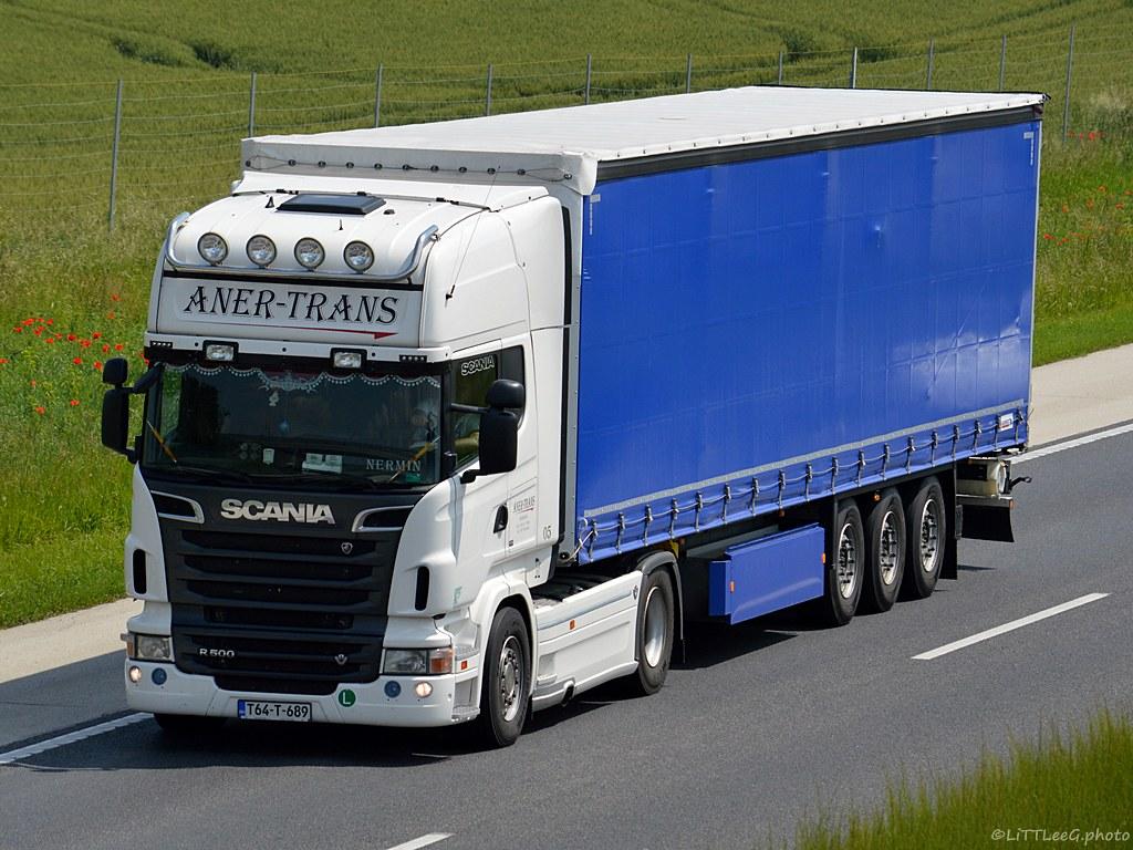 Scania R500 Ii V8 Aner Trans Bih Gergely Kis Flickr