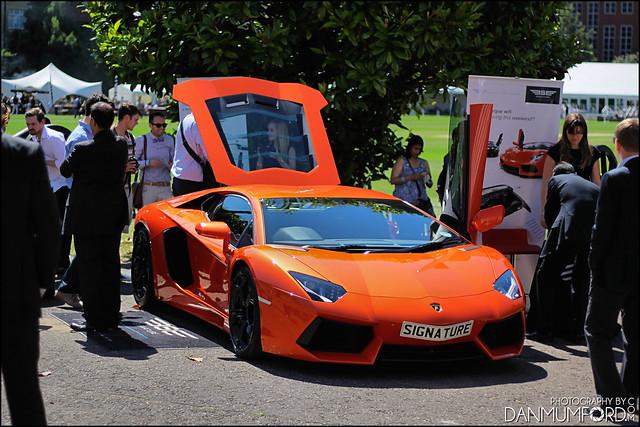 Aventador Car Hire