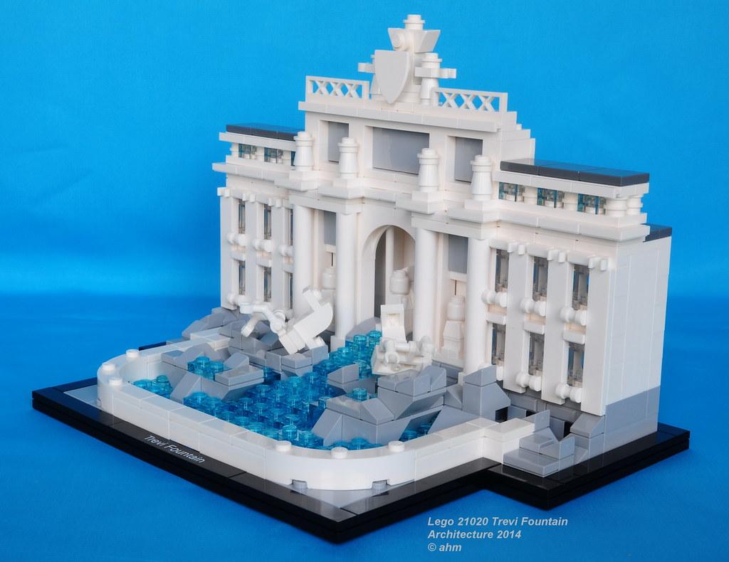 Lego 21020 trevi fountain lego 21020 trevi fountain this flickr - Mobeldesigner italien ...