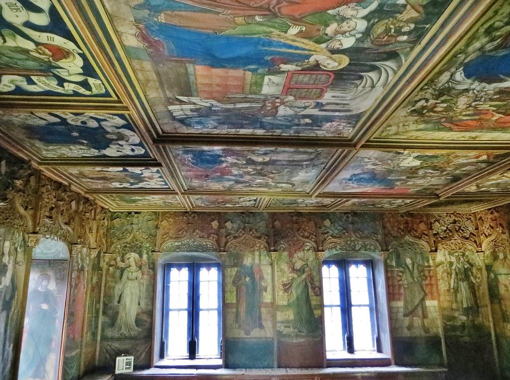 Goslar Rathaus Huldigungssaal The Huldigungssaal