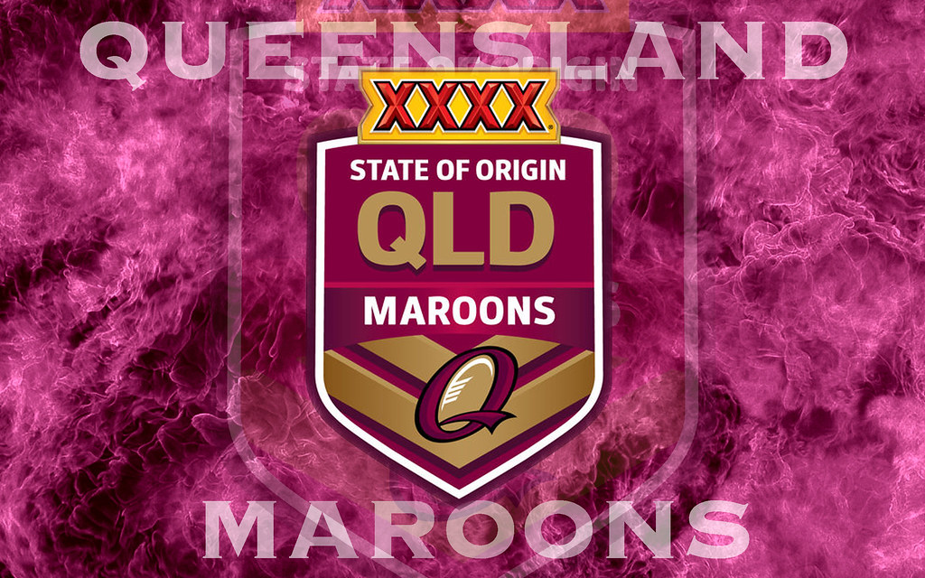 Queensland Maroons Flames Wallpaper By Sunnyboiiii Flickr