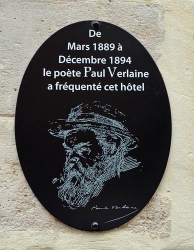 Verlaine Hotel Paris