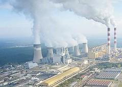 波蘭Bełchatów電廠,歐洲污染最嚴重電廠。圖:Morgre。