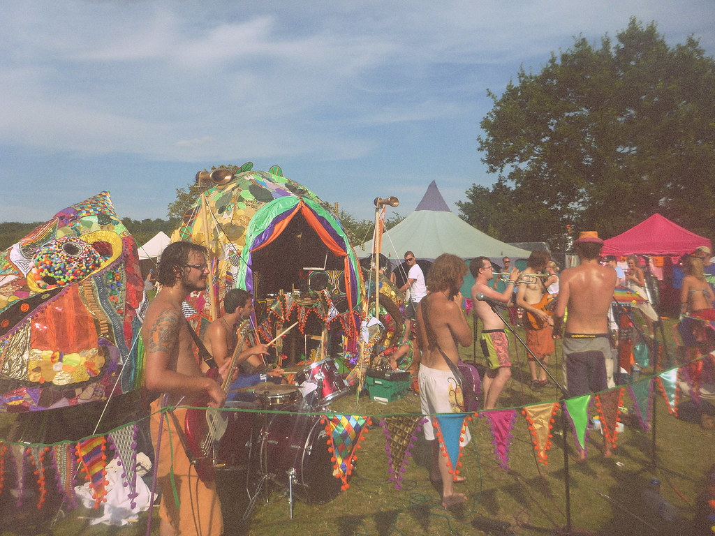 Secret Garden Party 2014 | This is a serious party | Flickr