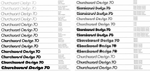 The many faces of Churchward Design 70 | by Stewf