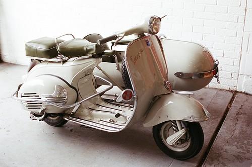 Motovespa + sidecar